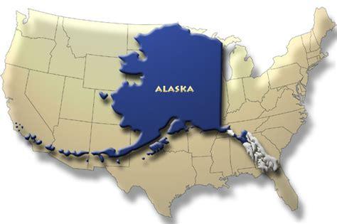 us map with alaska overlay why i alaska the last frontier travel tour photos