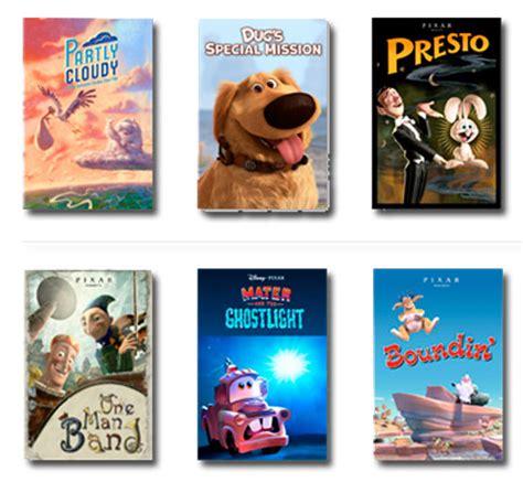 cortos pixar la historia de pixar a trav 233 s de sus cortos