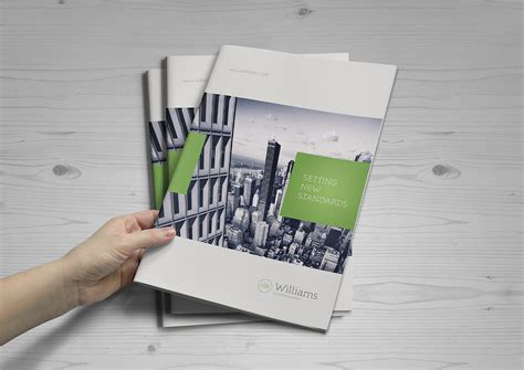 Catalog Design Mockup | a4 brochure catalog mock up punedesign