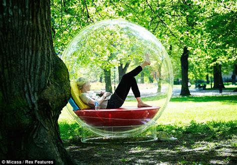cocoon  im living   bubble todayrobins key