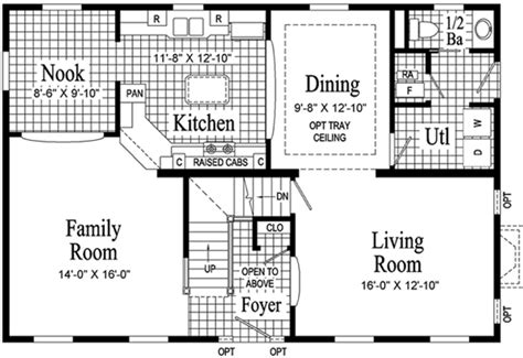 two story house floor plan bennington two story modular home pennwest homes model