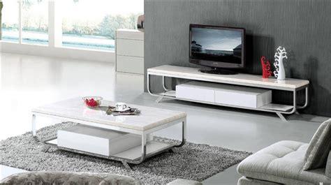 buy white marble furniture set  living