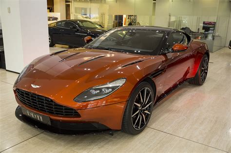 aston martin db11 aston martin db11 lands in australia priced from 428 032