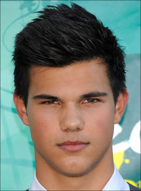 how to style my hair like taylor lautner taylor lautner cool hairstyles men hairstyles short