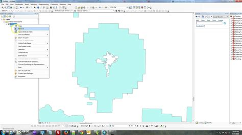layout view mapinfo arcmap 10 3 switching from data to layout view
