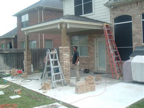 best way to build a house brick columns building tips how to build a house
