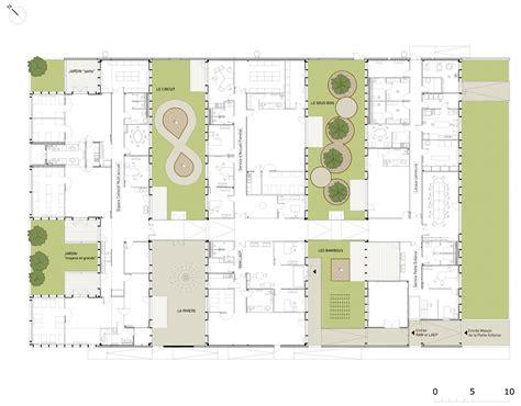 nursery floor plans gallery of epinay nursery school bp architectures 17