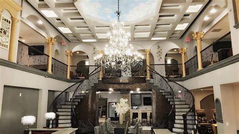 the gossip nail bar mansion nail salon in texas features 2 nail bars man cave
