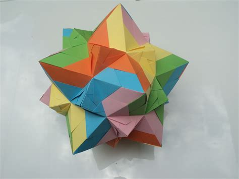 Maths Origami - mathematics origami