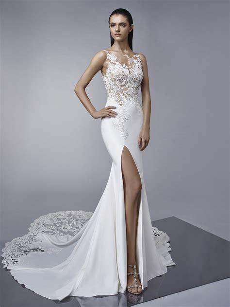 Bridal Dress Websites by Margo 2018 Enzoani Enzoani
