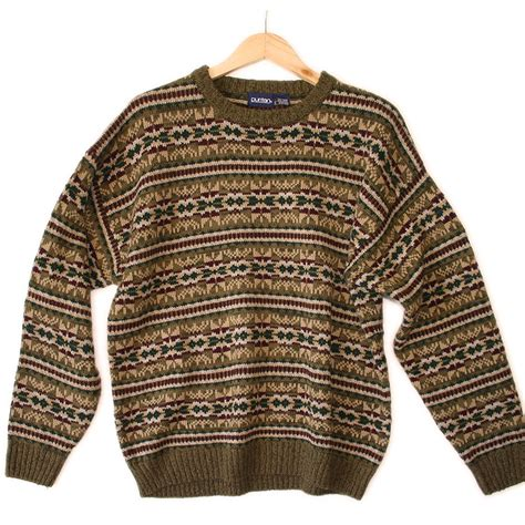 Sweater Tribal s southwestern tribal soft ski sweater the sweater shop