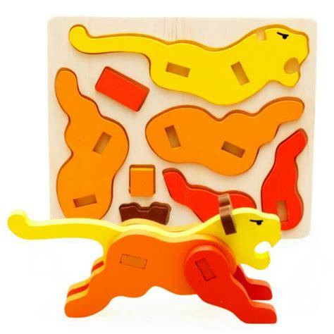 Mainan Edukasi 3d Puzzle Excavator Ve302 jual mainan edukatif anak 1 tahun dhian toys