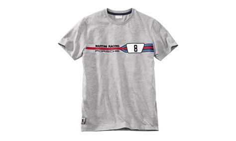 martini racing shirt porsche design s martini racing t shirt ebay