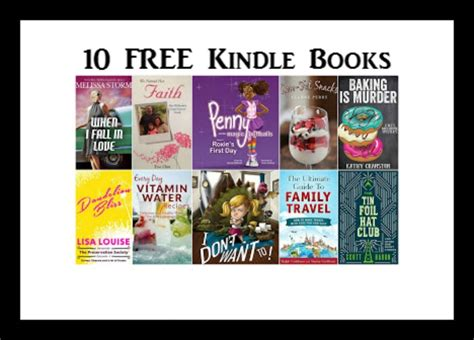 free books 10 free kindle books 5 5 deal