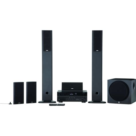 Home Theater Je 899 yamaha yht 899ubl home theater in a box