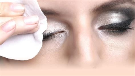 Eyeshadow Caring how to remove makeup the right way l or 233 al