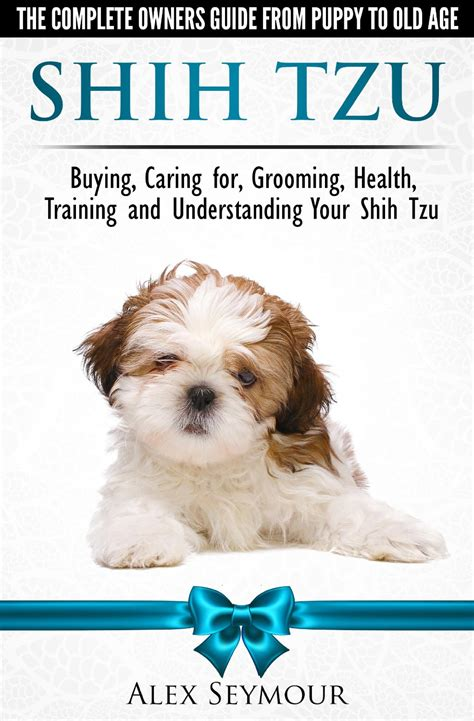 allshihtzu s book of shih tzu care books shih tzu