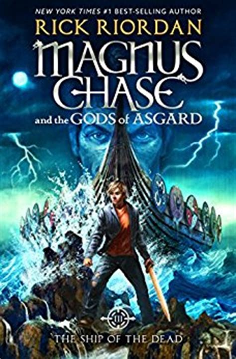 y the last book three magnus and the gods of asgard book 3 the ship of