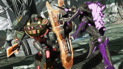 Transfomer All Type Salew transformers fall of cybertron review gaming nexus