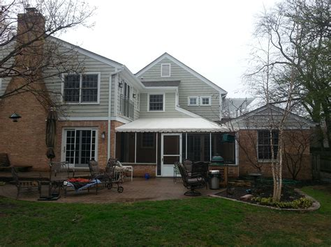 Residential Awnings And Canopies Evanston Awnings Residential Canopies