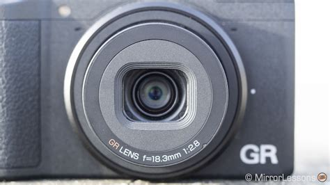 ricoh gr digital review ricoh gr ii review