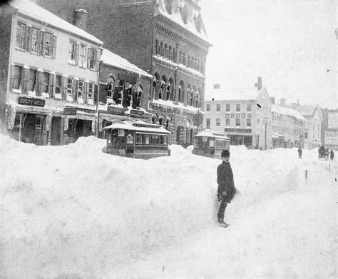 the great blizzard of 1888 blizzard of 1888 disasters in the valley