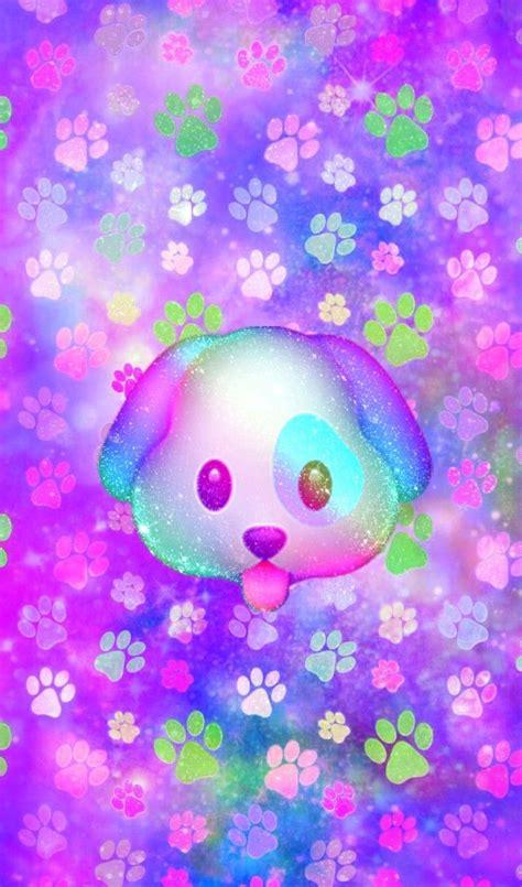 galaxy puppy emoji    wallpaper cool