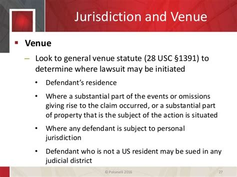 28 usc section 1391 defend trade secrets act of 2016 a polsinelli update series