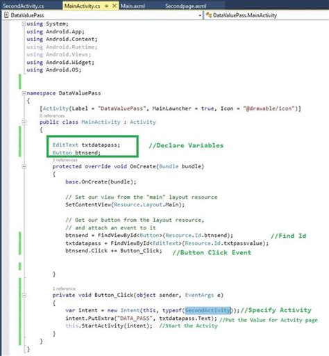 xamarin android create android app one activity to xamarin android create android app one activity to