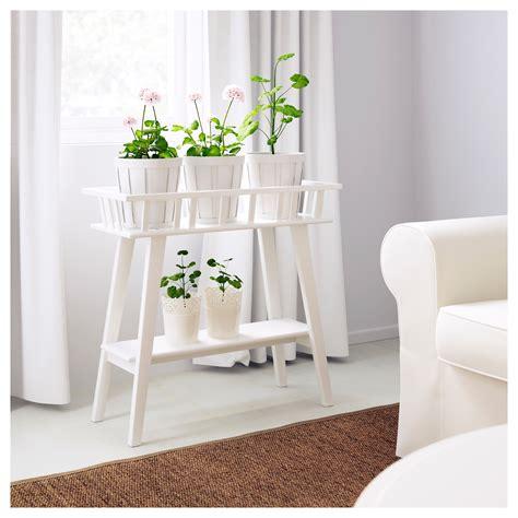 ikea plant stand lantliv plant stand white 68 cm ikea