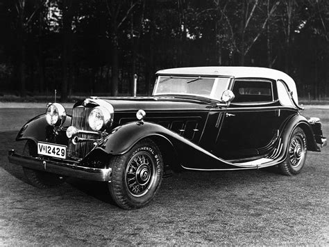 Mad 4 Wheels 1932 Horch 670 sport cabriolet Best quality free high resolution car pictures