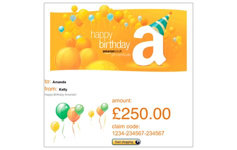 Types Of Amazon Gift Cards - how to get a gift card on amazon make more money at home printable gift cards uk