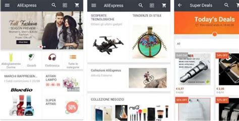 alibaba express nz aliexpress shopping app rintracciare pacchi opinioni