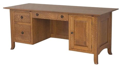 Shaker Style Desk by Shaker Hill Executive Desk From Dutchcrafters Amish Furniture