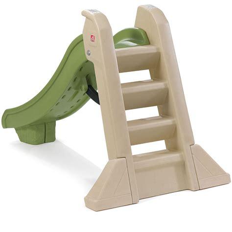 step 2 slide and swing naturally playful big folding slide kids slide step2