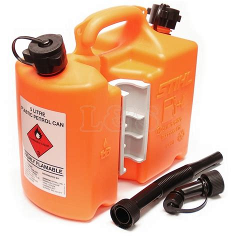 Canister Large 1 3l stihl combination fuel canister orange diesel