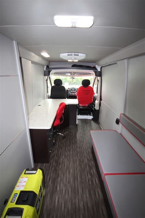 mobile leasing office marketing vehicle