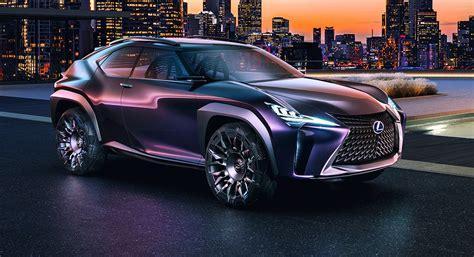lexus compact car lexus ux concept reveals compact suv plans in paris