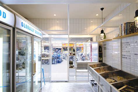 Designboom Little Catch | linehouse transforms tiny shanghai shop into little catch