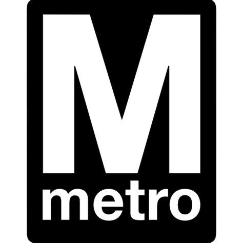 washington metro logo icons
