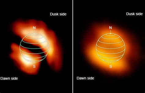 what gases make up saturn nasa maps of titan reveal large patches of trace gases