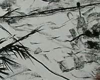karakalem manzara resmi uzmantv