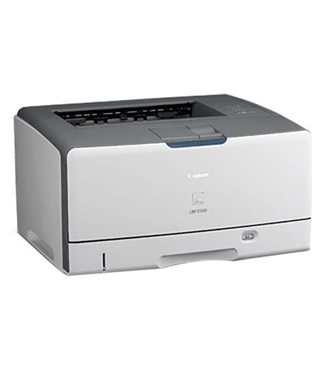 Printer Laserjet Canon A3 canon lasershot mono a3 printer lbp 3500 buy canon