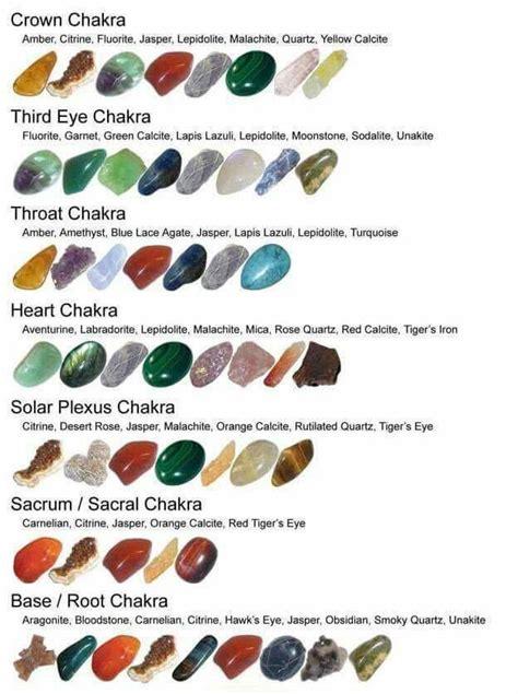 chakra gemstone 25 best ideas about chakra stones on chakra