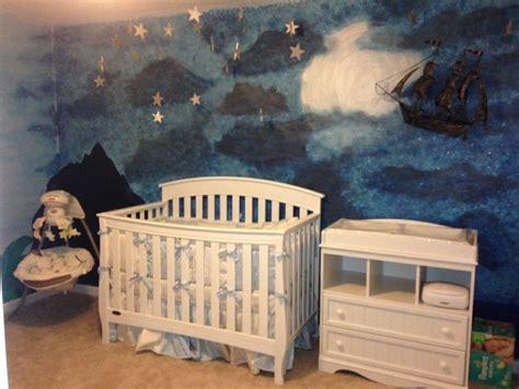 My Peter Pan Nursery The Night Wall Nursery Plans Pan Nursery Decor