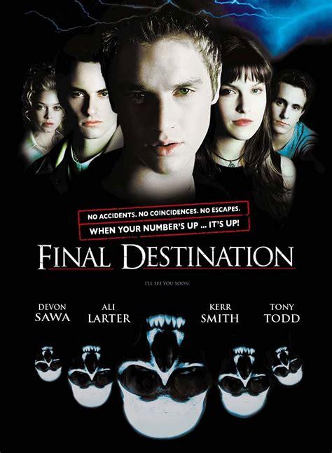 seri film final destination final destination 2000 movie review thrillers horror