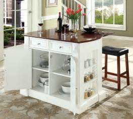 Kitchen Islands And Bars Buy Kitchen Island With 2 Stools