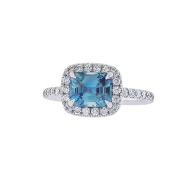 Light Sapphire Engagement Rings by Sapphire Engagement Rings Nyc Sapphire Engagement Rings