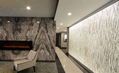 remodeling designs condominium lobby refurb in toronto condominium design
