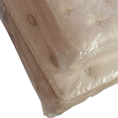Plastic Wrap For Mattress Storage by Wrap Move Mattress Protector Cover Bunnings